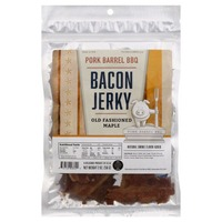 Pork Barrel BBQ Old Fashioned Maple Bacon Jerky