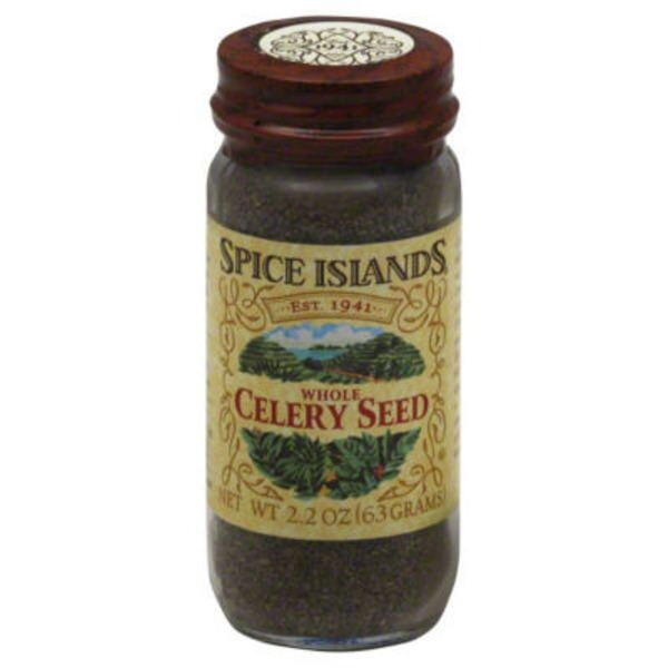 Spice Islands Whole Celery Seed