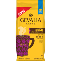 Gevalia Bold Majestic Roast Ground Coffee