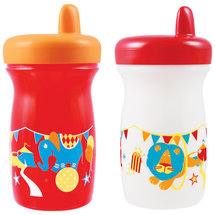 Gerber Graduates Fashionable Dinnerware Sip & Smile Cup
