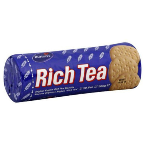 Burton's Rich Tea Original English Rich Tea Biscuits