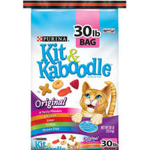 Purina Kit & Kaboodle Original Dry Cat Food