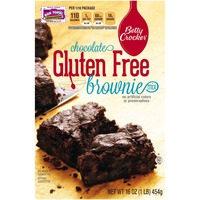 Betty Crocker Chocolate Gluten Free Brownie Mix