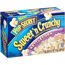 Pop-Secret Sweet 'n Crunchy Kettlecorn Popcorn