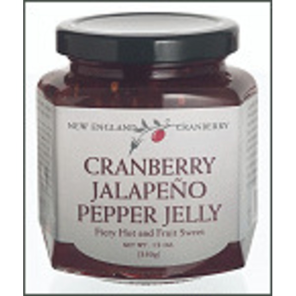 New England Cranberry Co. Cranberry Jalapeno Pepper Jelly