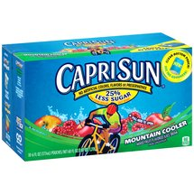 CapriSun Mountain Cooler Mixed Fruit Juice Drink