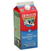 Horizon Organic 2% Reduced Fat Organic Milk