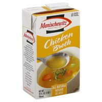 MANISCHEWITZ CHICKEN BROTH