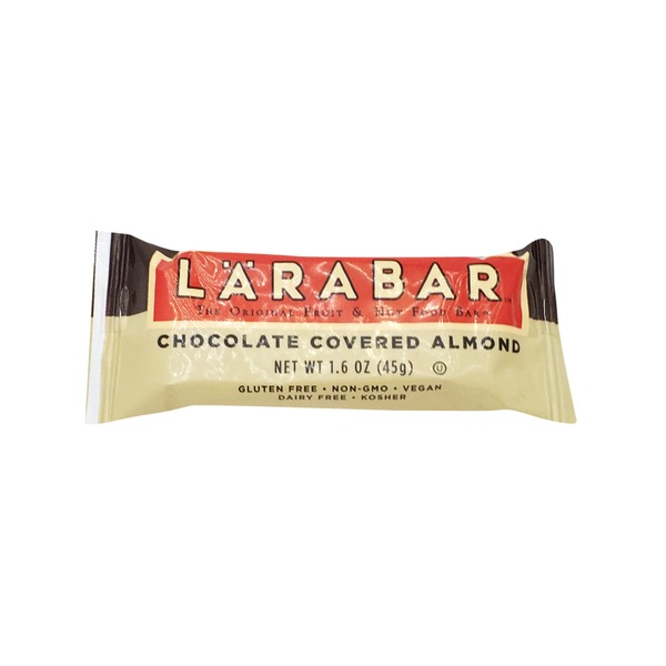 Larabar Chocolate Covered Almond Fruit & Nut Bar