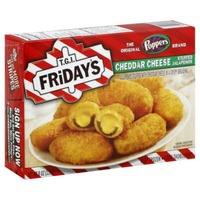 T.G. I. Friday's Cheddar Cheese Stuffed Jalapenos Poppers
