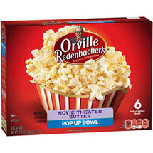 Orville Redenbacher's Movie Theater Butter Microwave Popcorn