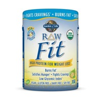 Garden of Life Organic Vanilla Raw Fit Protein for Weight Loss