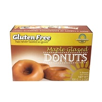 Kinnikinnick Foods Foods Gluten Free Maple Glazed Donuts - 6 CT