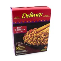 Delimex Beef Taquitos