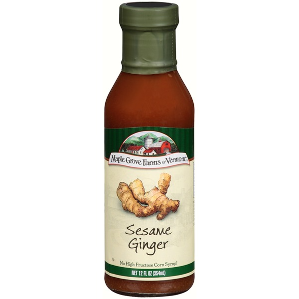 Maple Grove Farms Sesame Ginger Dressing