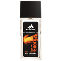 adidas Deep Energy Men's Body Fragrance