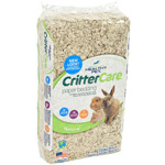 Crittercare: Light Brown/Natural For Small Animals Bedding