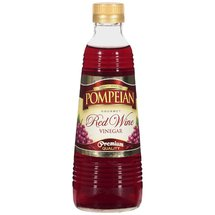 Pompeian Gourmet Red Wine Vinegar