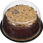 The Bakery At Walmart 7 Inch German Chocolate With Fudge Icing