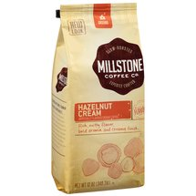 Millstone Hazelnut Cream Ground Coffee