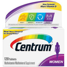 Centrum Men Multivitamin/Multimineral Supplement Tablets