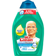 Mr. Clean Liquid Muscle Meadows & Rain Multi-Purpose Cleaner with Febreze