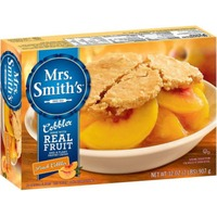 Mrs. Smith's Peach Cobbler