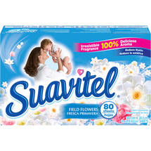 Suavitel Fabric Conditioner Field Flowers