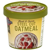 San Gennaro Oatmeal Steel Cut Heat & Serve