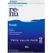 Baush+Lomb  Renu Fresh Multi-Purpose Contact Lens Cleaning Solution