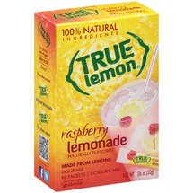True Raspberry Lemonade Drink Mix