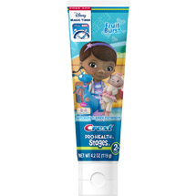 Oral-B Fruit Blast Anticavity Fluoride Toothpaste