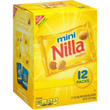 Nabisco Nilla Mini Wafers