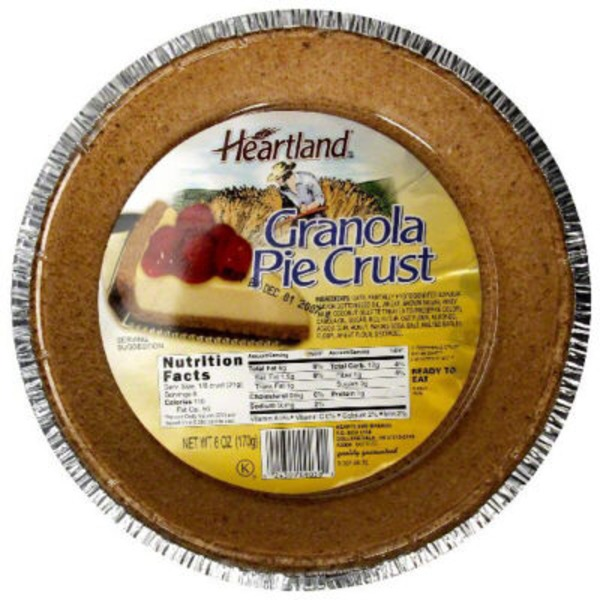 Heartland Mill Granola Pie Crust