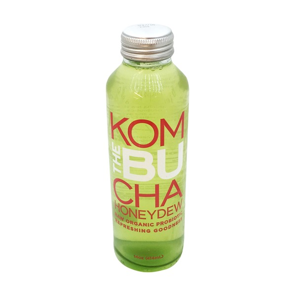 Thebu Kombucha Tea Honeydew Kombucha Tea