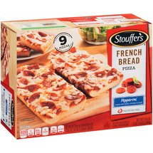 Stouffer's Pepperoni 9 Ct French Bread Pizza