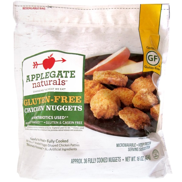 Applegate Gluten-Free Chicken Nuggets