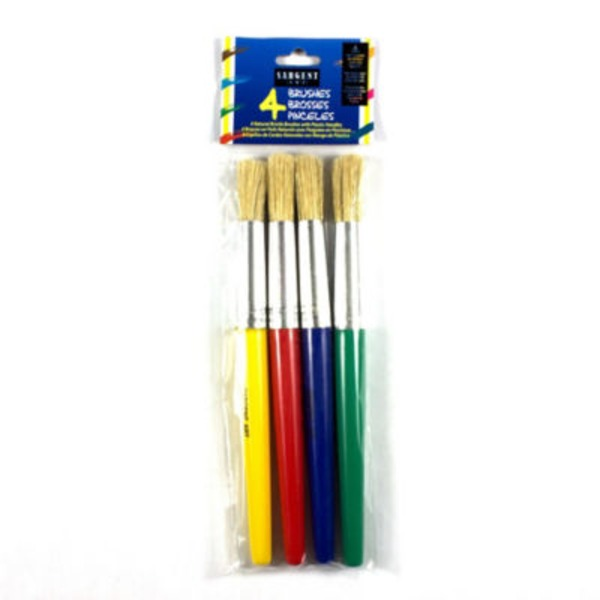 Sargent Art Jumbo Paint Brushes