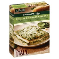 Central Market Taste Of Italy Spinach And Ricotta Lasagna