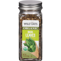 Wild Oats Marketplace Organic Basil Leaves