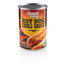 Great Value Hot Dog Chili Sauce