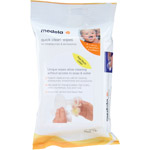Medela - Quick Clean Breastpump and Accessory Wipes
