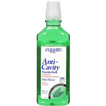 Equate Anti-Cavity Mint Flavor Fluoride Rinse