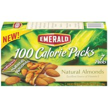 Emerald Natural Almonds 100 Calorie Packs
