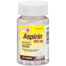 Equate Aspirin Pain Reliever/Fever Reducer Tablets