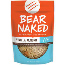 Bear Naked Fit Vanilla Almond Crunch Granola Cereal