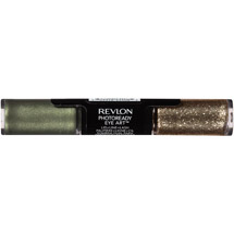 Revlon Photoready Eye Art Shadowith Sparkle Duo 080 Desert Dazzle