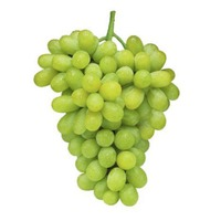 Emerald White Seedless Grapes, Extra Large