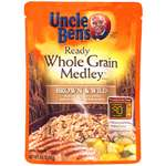 Uncle Ben's Whole Grain Medley Brown Wild Rice