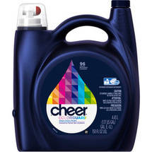 Cheer HE Liquid Laundry Detergent